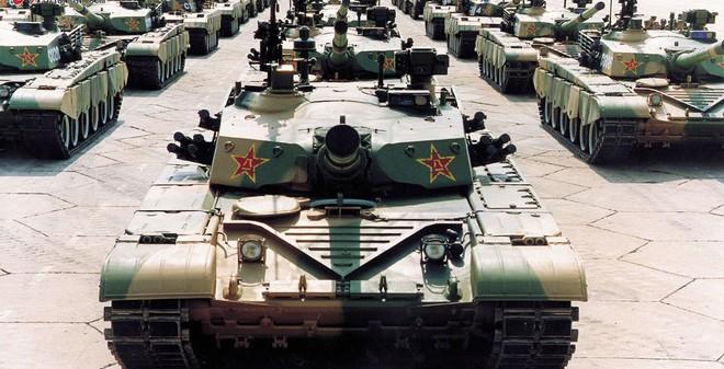 10 loại thiết giáp nguy hiểm nhất của Trung Quốc