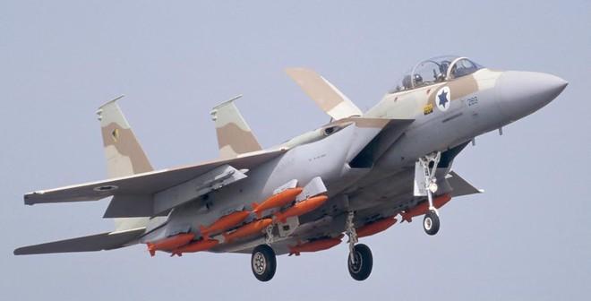 F-15 Baz của Israel - Gừng càng già càng cay!