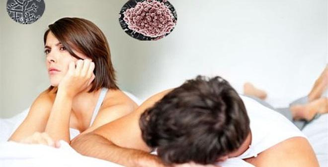 Dấu hiệu mắc bệnh lây qua đường tình dục