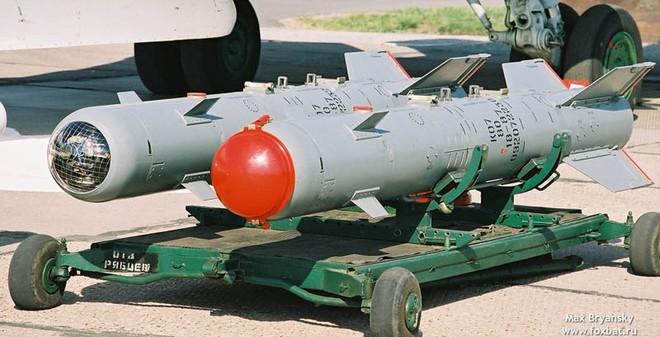 Su-30MK2 Việt Nam có thể mang những loại bom nào?