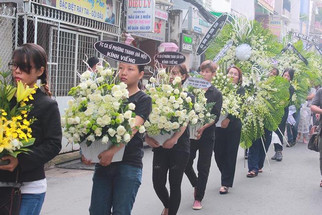 Linh cữu Minh Thuận được hỏa táng - Ảnh 23.