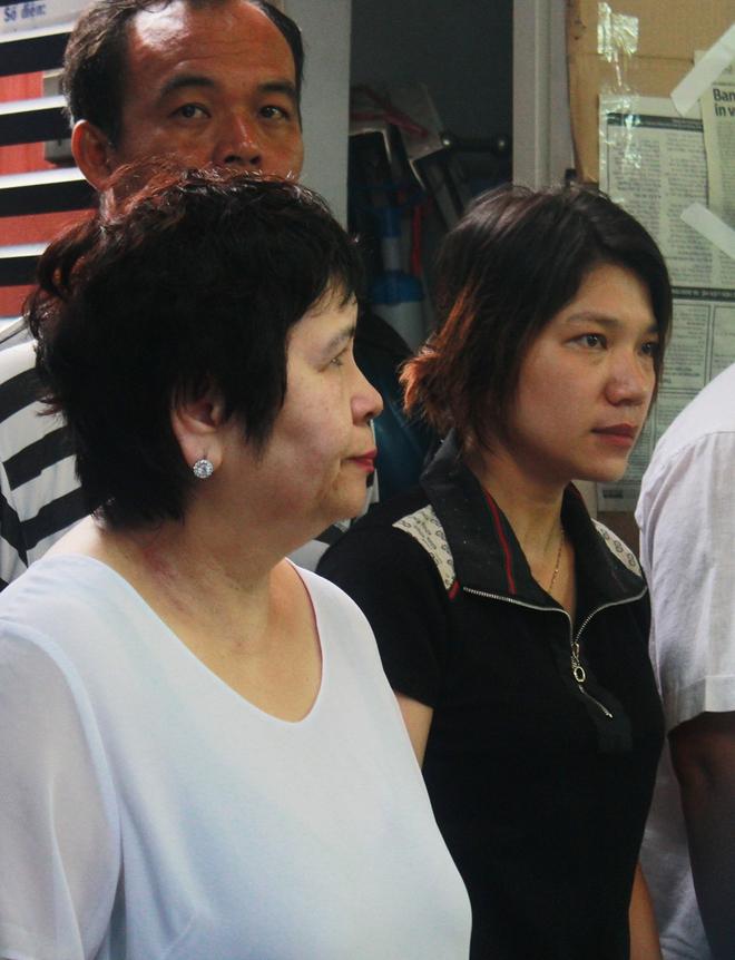 Người phụ đặc biệt nhất trong đám tang Minh Thuận - Ảnh 3.