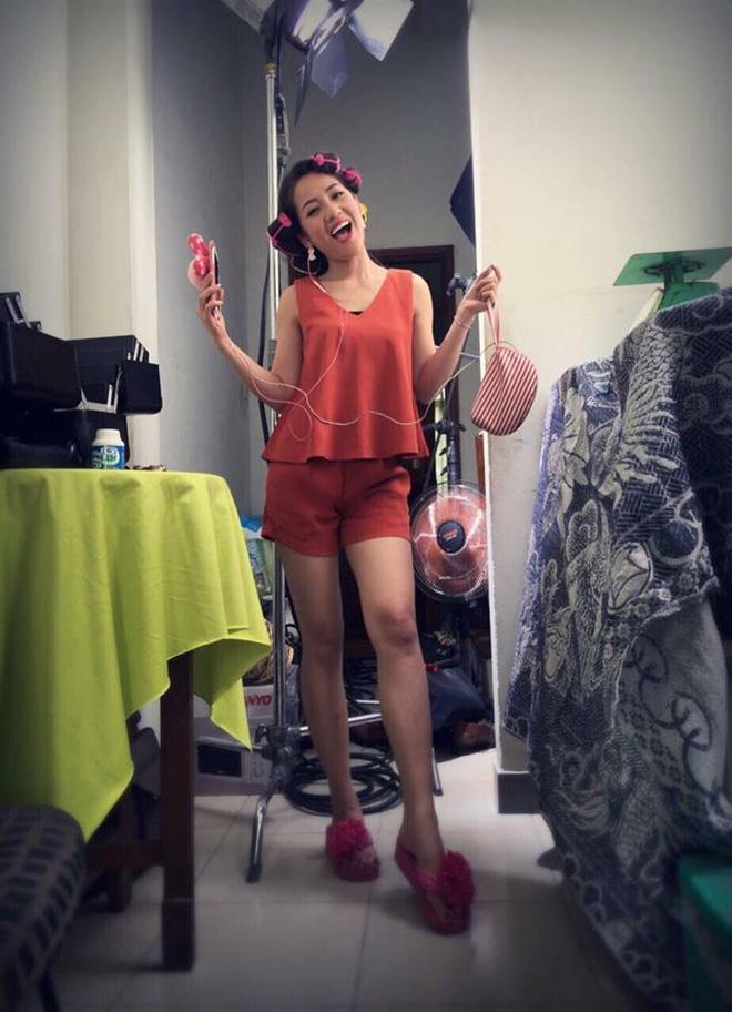 Chuyện hiếm showbiz: Nữ diễn viên hài đẹp lộng lẫy như hot girl - Ảnh 9.