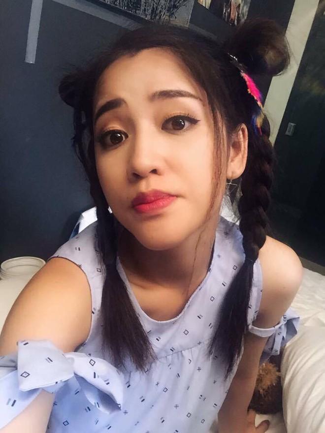 Chuyện hiếm showbiz: Nữ diễn viên hài đẹp lộng lẫy như hot girl - Ảnh 4.