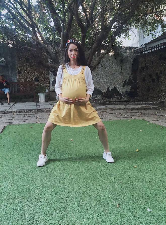 Chuyện hiếm showbiz: Nữ diễn viên hài đẹp lộng lẫy như hot girl - Ảnh 3.