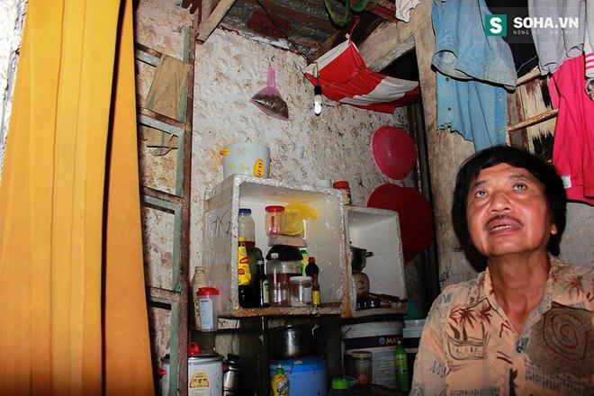 Cận cảnh nơi sống là chuồng heo rộng 9m2 của diễn viên Việt - Ảnh 13.