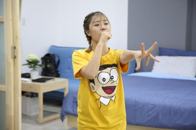 Huyền Sambi sẽ hát gì trong liveshow 2 Khởi đầu ước mơ? - Ảnh 8.