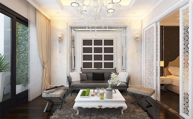 Sunshine Palace – Sự pha trộn hoàn hảo giữa kiến trúc đương đại và văn hóa Việt - Ảnh 2.