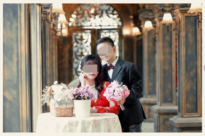 Sự thật về bộ ảnh cưới chú rể sinh năm 2000, cô dâu 1989 - Ảnh 2.