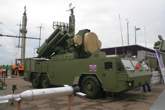 Đại diện BQP VN ngắm tên lửa phòng không hiện đại của Belarus - Ảnh 3.