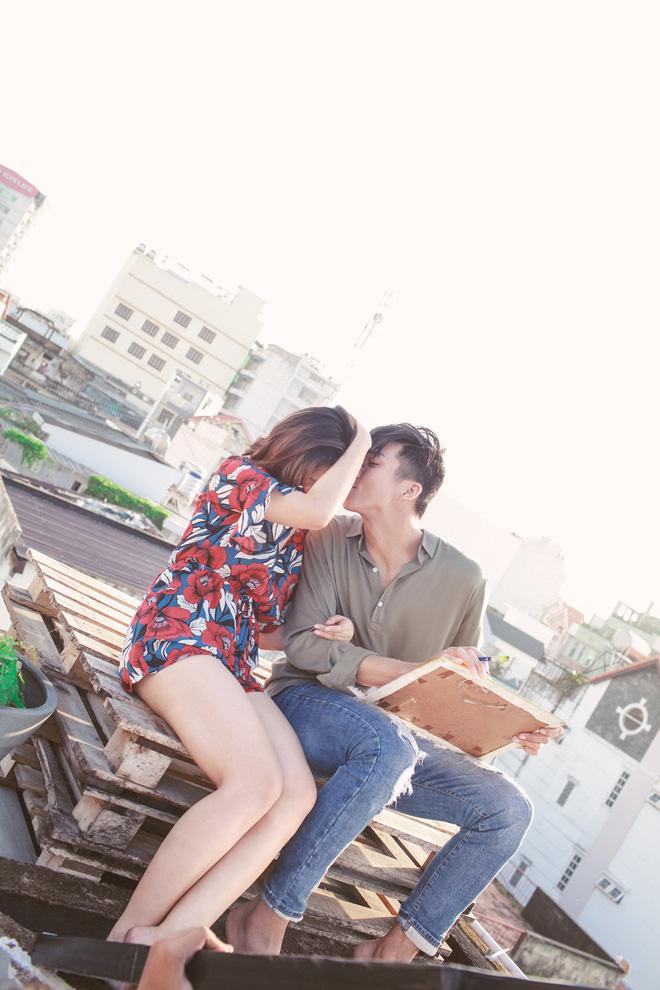 Tiêu Châu Như Quỳnh từng sợ tiếp xúc với đàn ông - Ảnh 6.