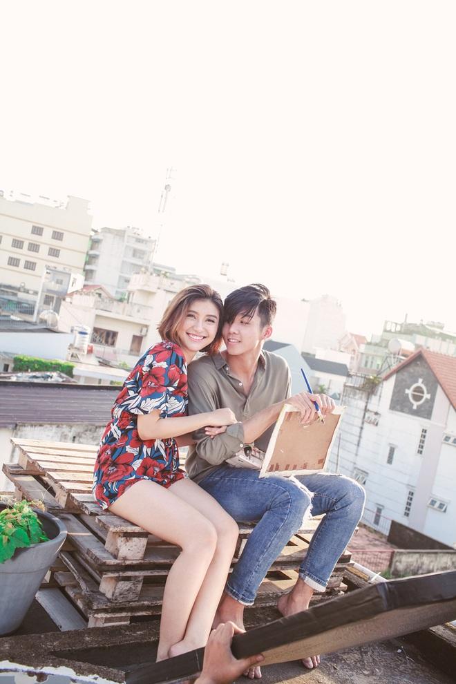 Tiêu Châu Như Quỳnh từng sợ tiếp xúc với đàn ông - Ảnh 4.
