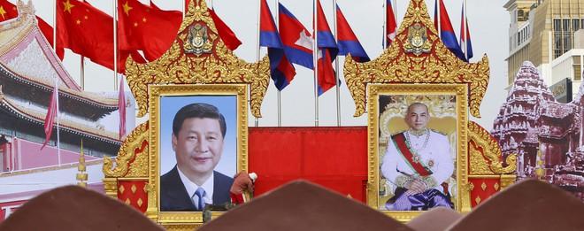 Ông Tập viết bài cho báo Campuchia, nói 2 nước mãi là bằng hữu - Ảnh 1.