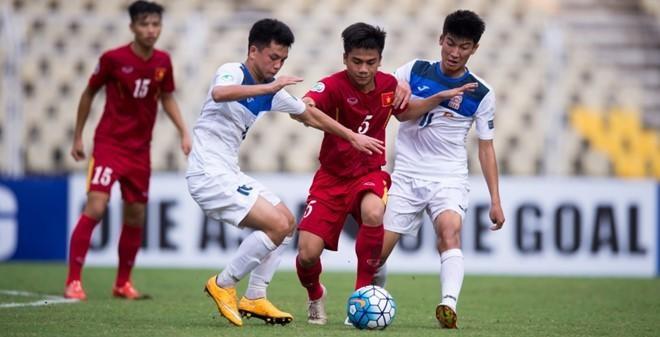 Dự đoán tỷ số trận U16 Việt Nam vs U16 Iran