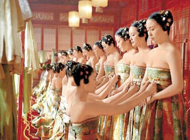 Sự thật khiến nhiều người ngỡ ngàng về cung nữ Đường triều
