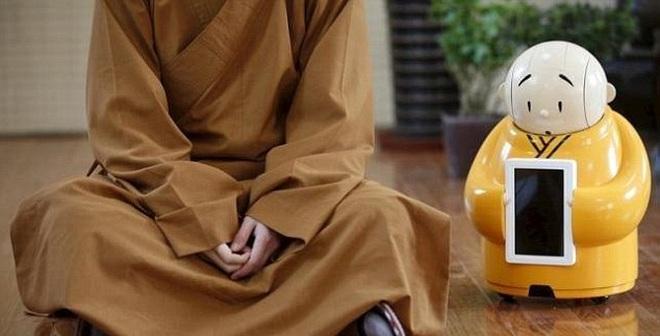 Nhà sư robot đầu tiên được đưa vào sử dụng tại chùa ở Trung Quốc