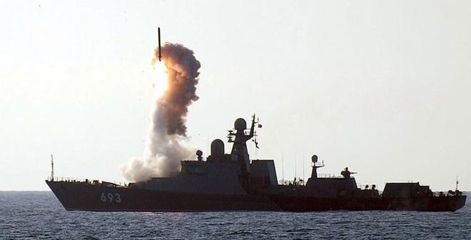 Cặp Gepard thứ ba của VN là tàu chiến mặt nước mạnh nhất khu vực?