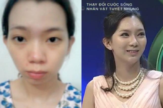 Sự thay đổi tuyệt vời sau 3 tháng của cô gái Nam Định
