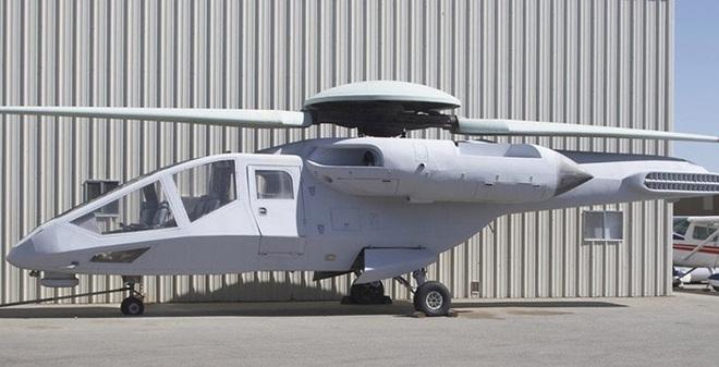 Nga đang tiến hành nghiên cứu chế tạo chiếc máy bay trực thăng siêu tốc Ka-90 hoàn toàn mới và độc nhất vô nhị trên thế giới.