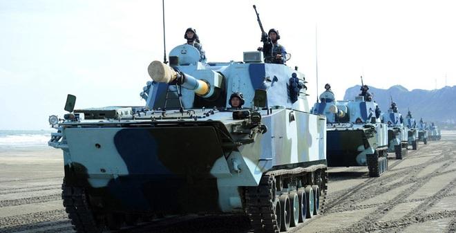 Chấn động: Trung Quốc hoàn thành bố trí tấn công Đài Loan trước năm 2020