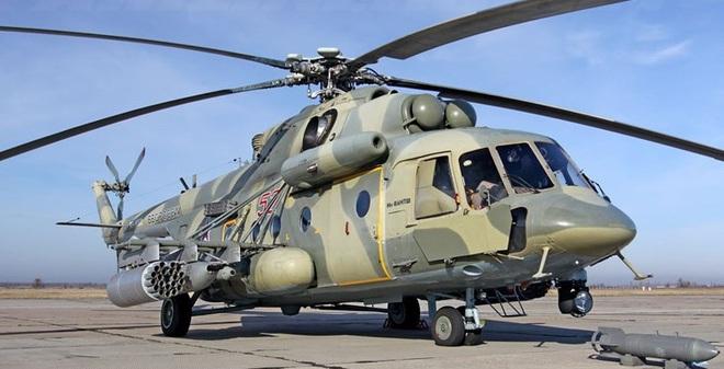 Phiên bản vũ trang hạng nặng của trực thăng Mi-8 có gì đặc biệt?