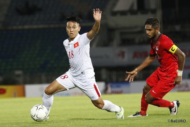 ĐT Việt Nam tổn thất nặng trước AFF Cup 2016