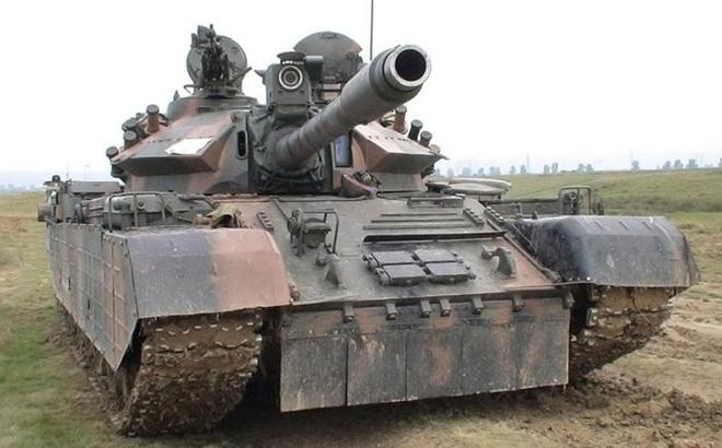 Bản nâng cấp cực mạnh của xe tăng T-55 đã từng đánh bại M1 Abrams