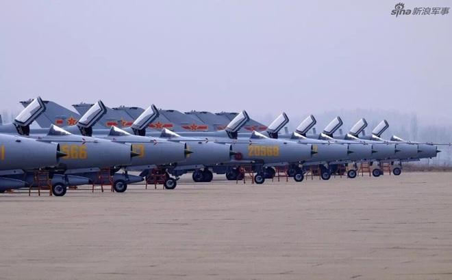 """Vì sao phải đặc biệt đề phòng """"MiG-21 tốt nhất thế giới"""" của Không quân Trung Quốc?"""