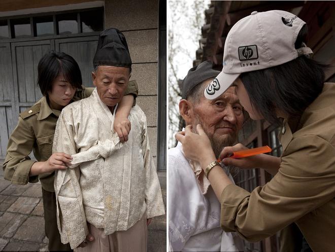 Những hình ảnh độc về nền điện ảnh của Triều Tiên lần đầu tiên được hé lộ - Ảnh 4.