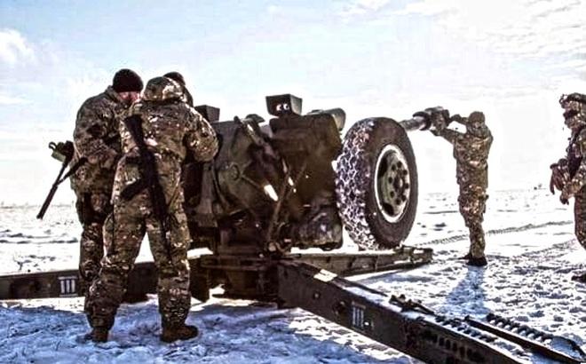Pháo binh Ukraine không thể khai hỏa vì... dính đòn của hacker Nga