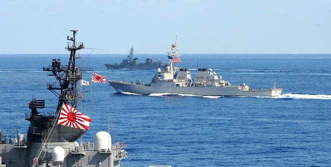 Diều hâu TQ bày mưu: Bắn tàu Nhật, không bắn tàu Mỹ ở Biển Đông - Ảnh 2.