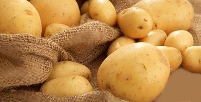 Một số tác dụng tuyệt vời của củ khoai tây
