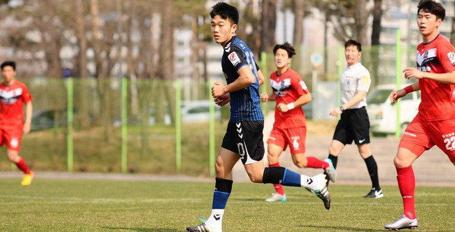 Đội bóng Hàn Quốc nhận thất bại đầu tiên vụ Xuân Trường