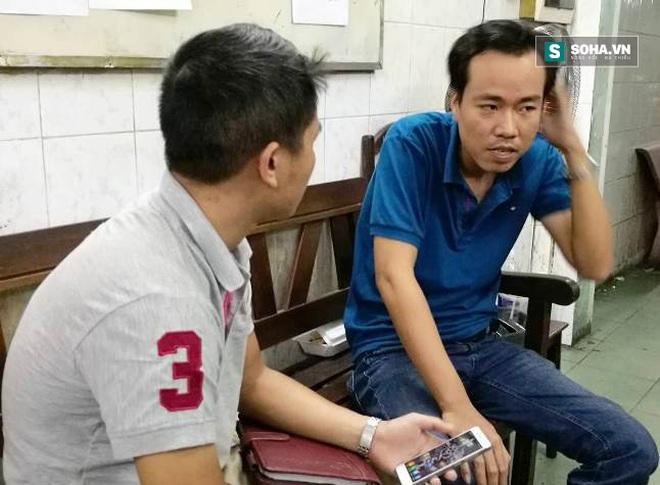 Tài xế dùng vật nhọn dí sát cổ cướp 3 triệu của thai phụ giữa đường Sài Gòn