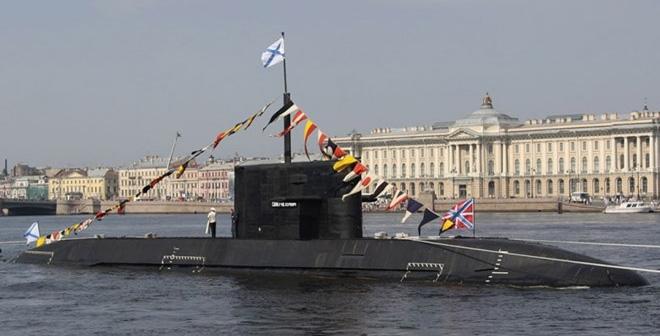 Nga phát triển tàu ngầm Kalina mới sau khi dự án Lada thất bại
