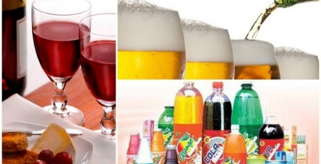 Những loại thực phẩm cấm kỵ dùng với nước có ga