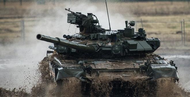 Đại tá VN trả lời báo Nga: Vì sao VN quan tâm đến xe tăng T-90?