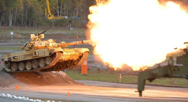 Lục quân Việt Nam tiến lên hiện đại: Tăng T-90MS xoay xở thế nào với vũ khí hủy diệt lớn? - Ảnh 3.