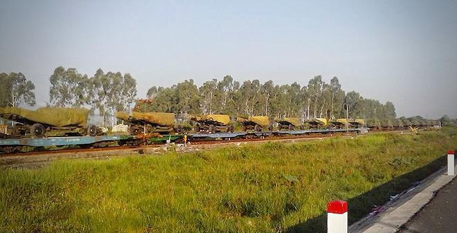 Trung đoàn tên lửa 282 tiếp nhận tên lửa S-125-2TM cải tiến