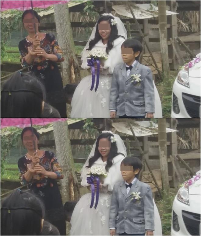 Đám cưới Bạch tuyết và chú lùn ở Hà Tĩnh gây xôn xao - Ảnh 2.