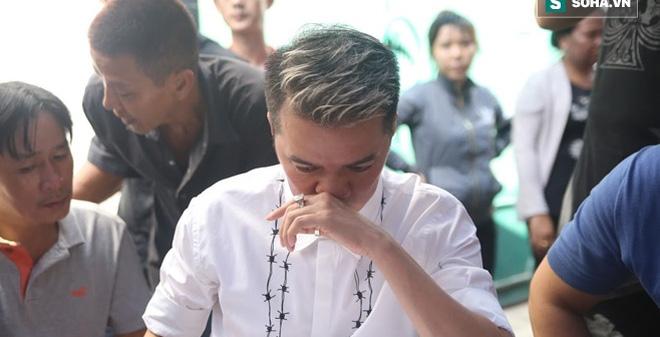 1 chữ duy nhất Minh Thuận viết ra giấy khi ở viện
