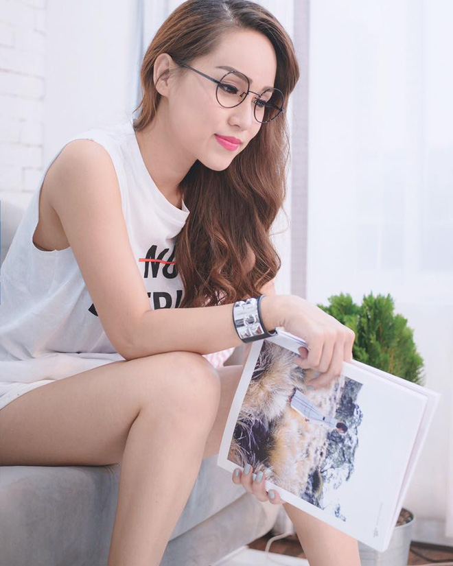 Nhan sắc nóng bỏng của nữ BTV xinh đẹp nhất nhì VTV24 - hình ảnh 10