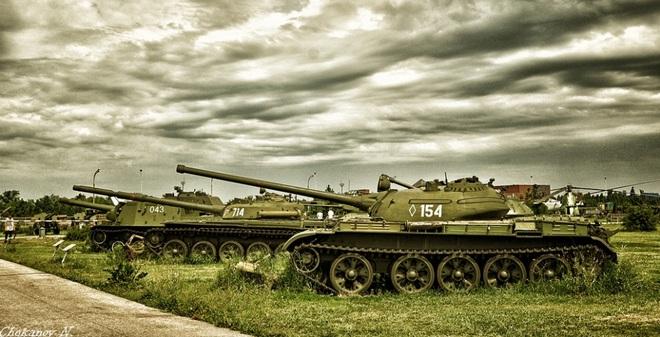 Thăm bảo tàng vũ khí lớn nhất nhì nước Nga