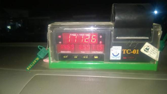 Chuyến taxi từ Thái Nguyên khiến tài xế nào cũng phải thất kinh - Ảnh 2.