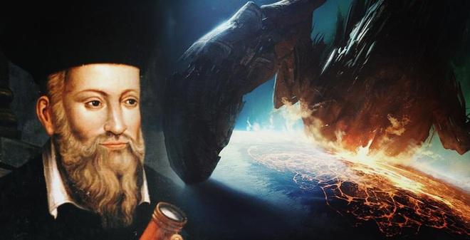Trái Đất sắp phải hứng chịu thảm họa gì vào năm 2017 theo lời tiên tri của Nostradamus?