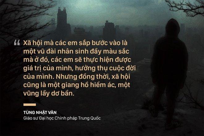 Bài diễn thuyết về Đạo làm người gây chấn động Trung Quốc - Ảnh 1.