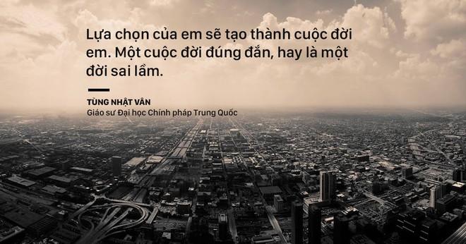 Bài diễn thuyết về Đạo làm người gây chấn động Trung Quốc - Ảnh 2.