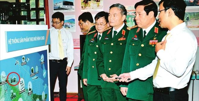 Việt Nam sẽ tiến tới làm chủ nhiều công nghệ quốc phòng hiện đại. Ảnh: QĐND.