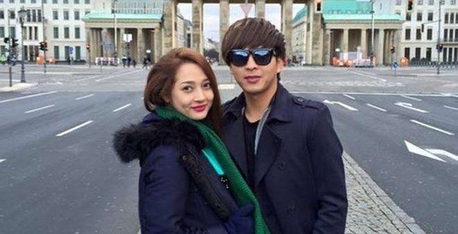 Hồ Quang Hiếu: 'Tôi và Bảo Anh vẫn chưa nói lời yêu'