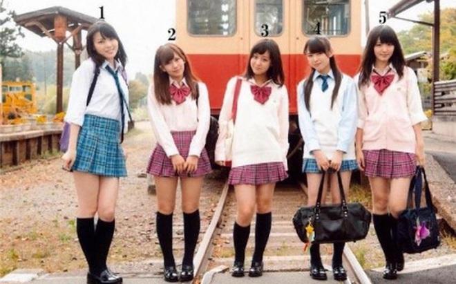 Chọn ai trong 5 cô gái Nhật Bản sau đây? Điều đó sẽ nói lên con người thật của bạn! (P3)